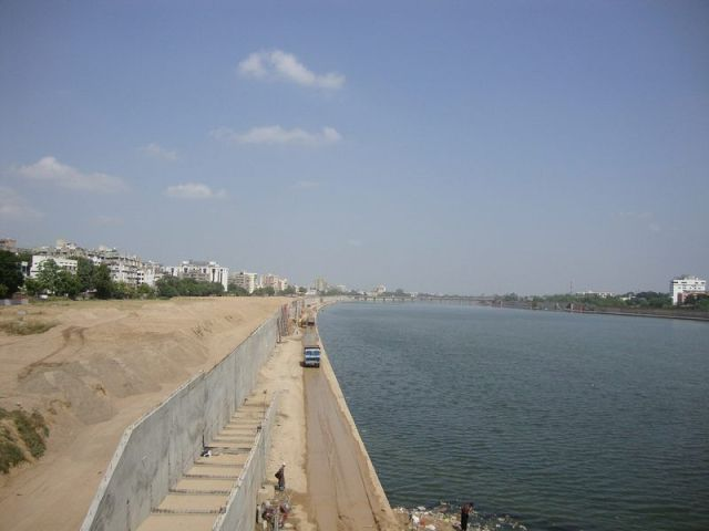 Sabarmati River Ahmedabad